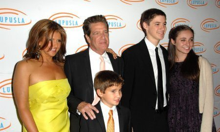 Glenn Frey And Family
