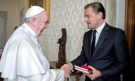 leo and pope francis