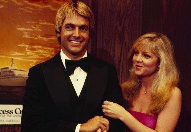Mark Harmon on Love Boat
