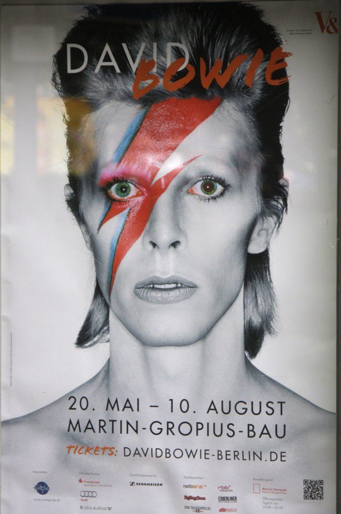 "May 19, 2014 - Berlin: Impressions From The ""David Bowie"" Exhibition In The Martin Gropius-Bau, Berlin-Tiergarten."