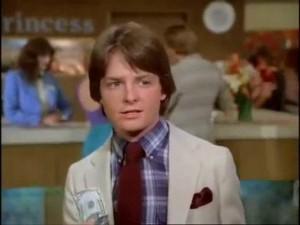 Michael J Fox on Love Boat