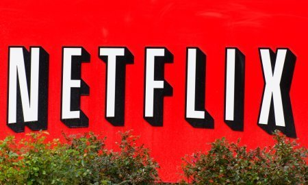 Netflix Facility In Silicon Valley.