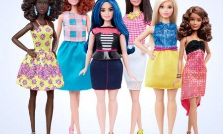 New Fashionista Barbies