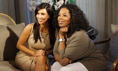 Oprah and Kim Kardashian