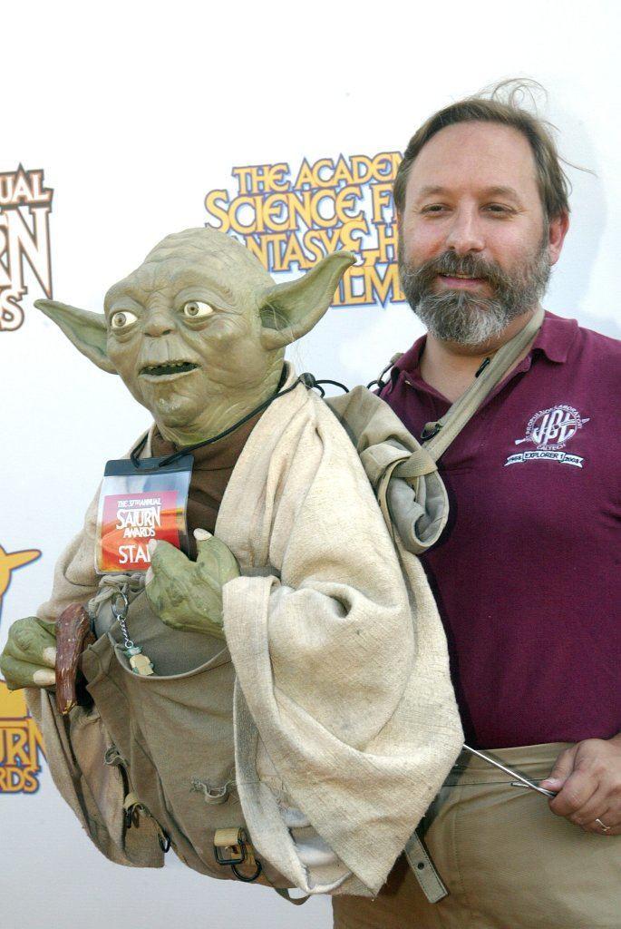 Puppet Yoda