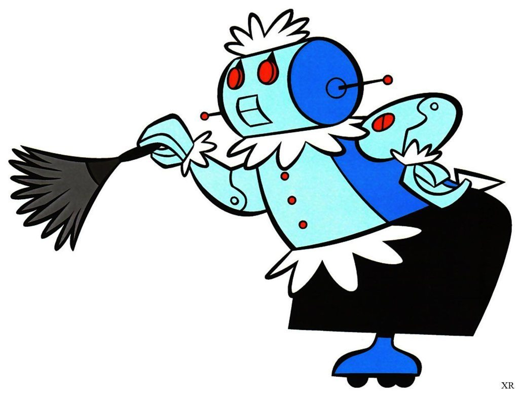 Rosie from the Jetsons
