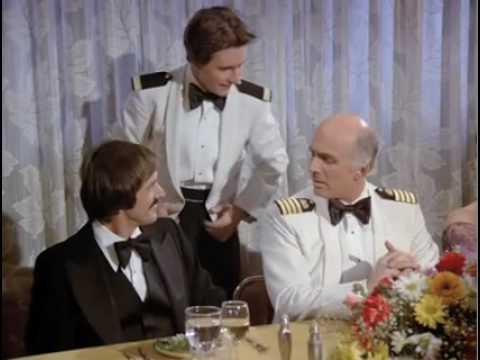 Sonny Bono on Love Boat