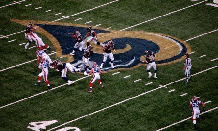 St. Louis Rams Quarterback