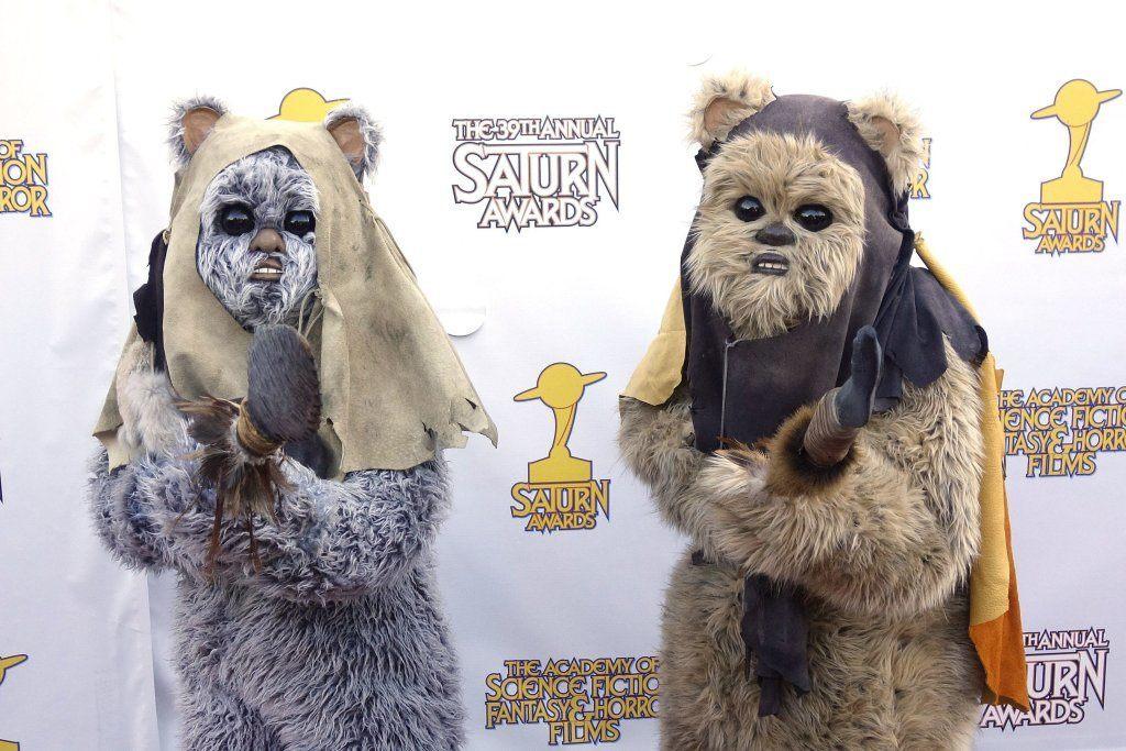 Star Wars Characters, Ewoks