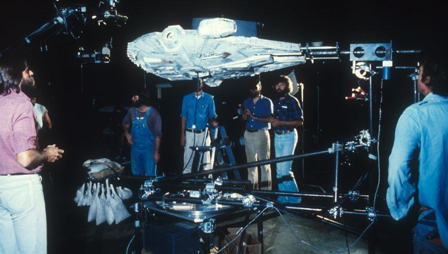 Star Wars special FX