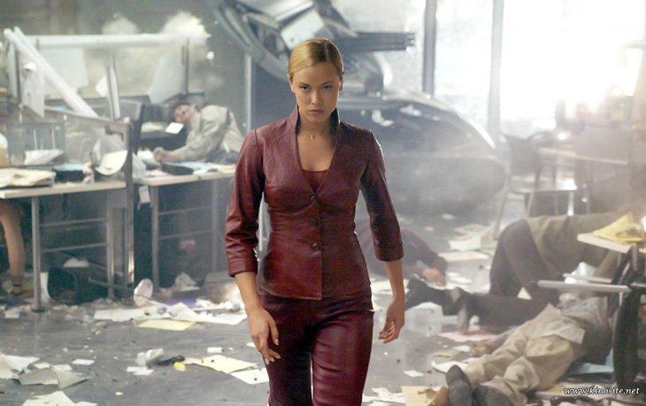 T-X Kristanna Loken from Terminator
