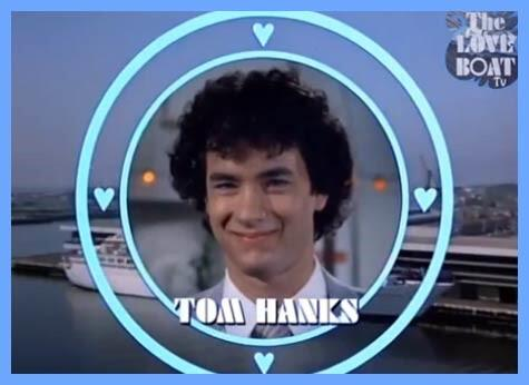 Tom Hanks on Love Boat