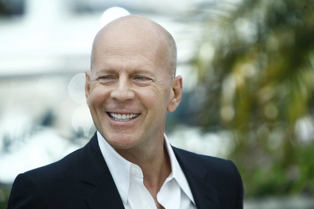 Us Actor Bruce Willis