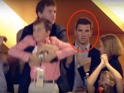 Elin Manning reaction