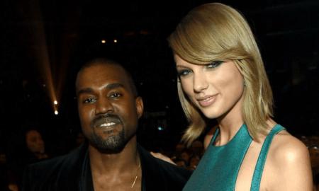 Kanye and Taylor