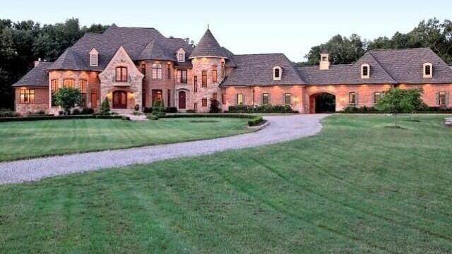 tony romo house
