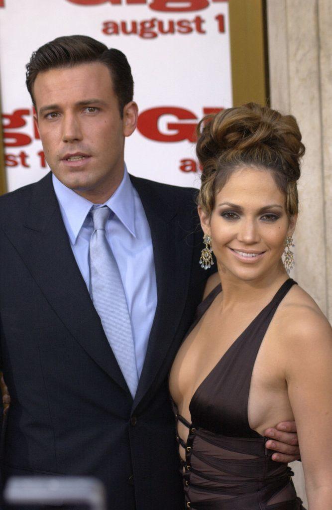 Ben Affleck; Fiance Jennifer Lopez