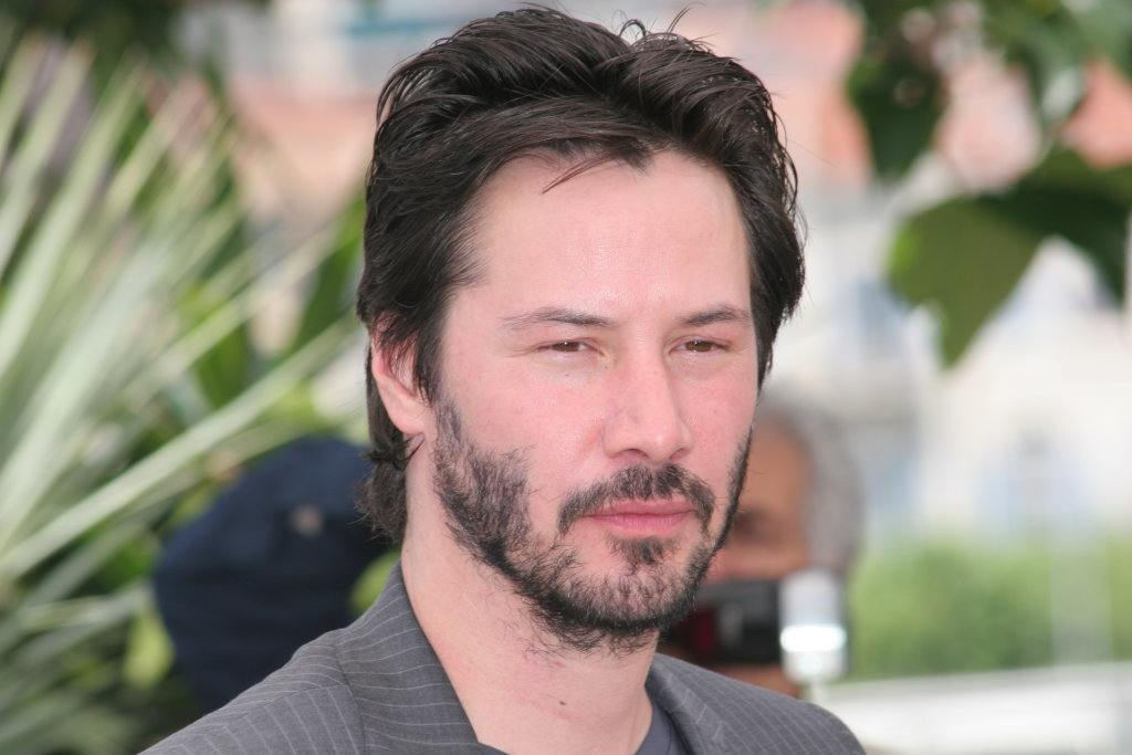 Cannes, France - May 25: Keanu Reeves Attends A Photocall Promoting The Film 'A Scanner Darkly' At The Palais Des Festivals During The 59th  Cannes Film Festival On May 25, 2006 In Cannes, France.