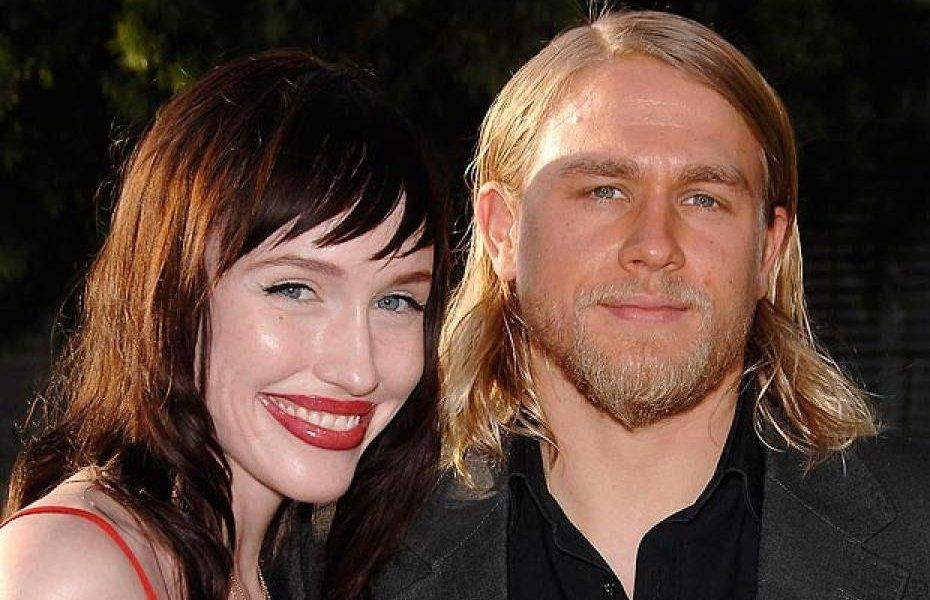 Think, that Charlie hunnam and his wife