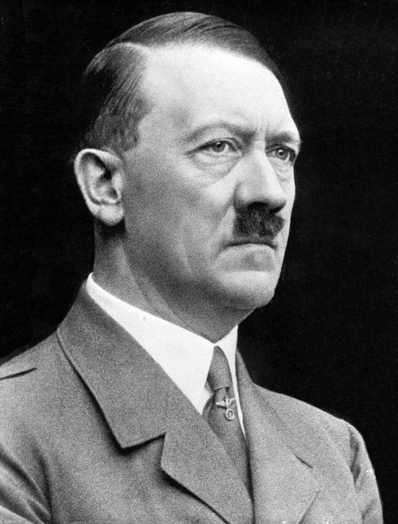 Hitler mustache