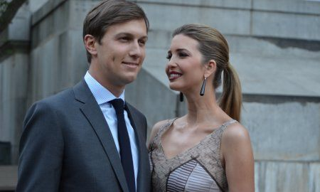 Ivanka Trump and husband