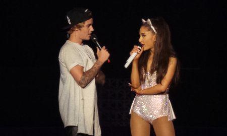 Justin and Ariana