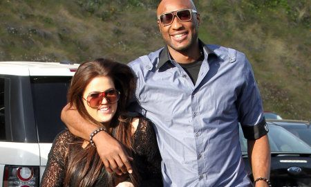 Lamar and Khloe