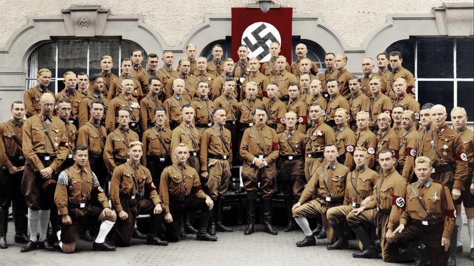 Nazi Brown Shirts