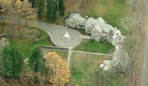 Seven Springs Trump house