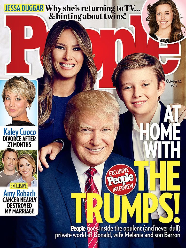 Trump people cover