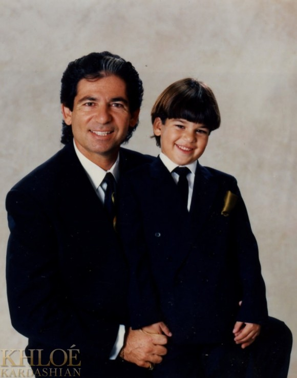 rob and robert kardashian