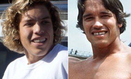 Arnold's son