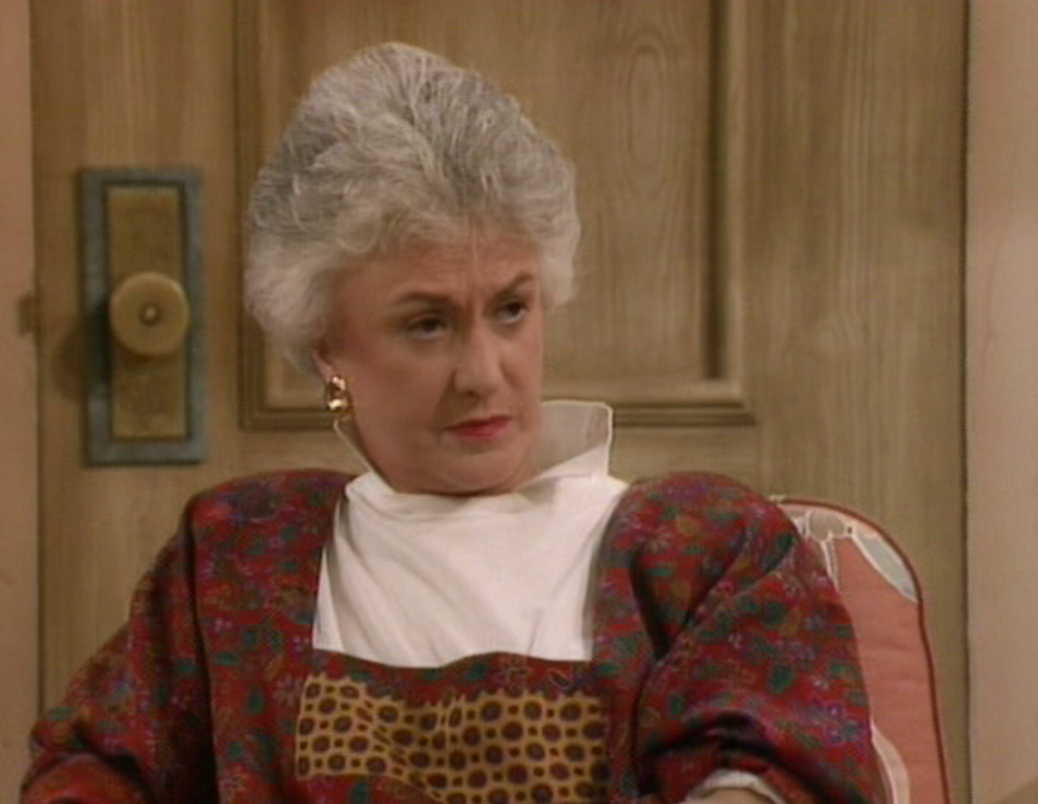15 Things You Didn't Know About 'The Golden Girls' - Page ...