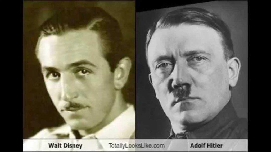 Disney Looks Like Hitler