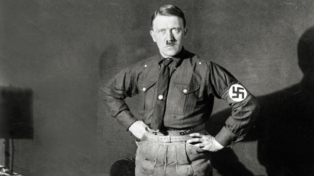 Hitler's Nuts