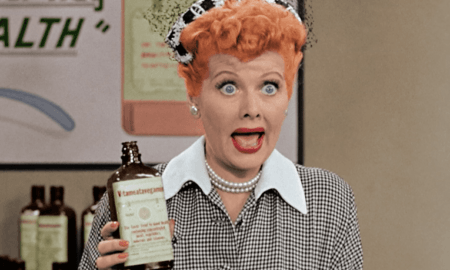 Lucy Vitameatavegamin