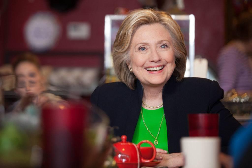 Mrs. Clinton
