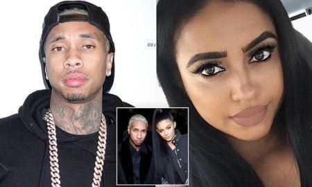 tyga and kylie lookalike
