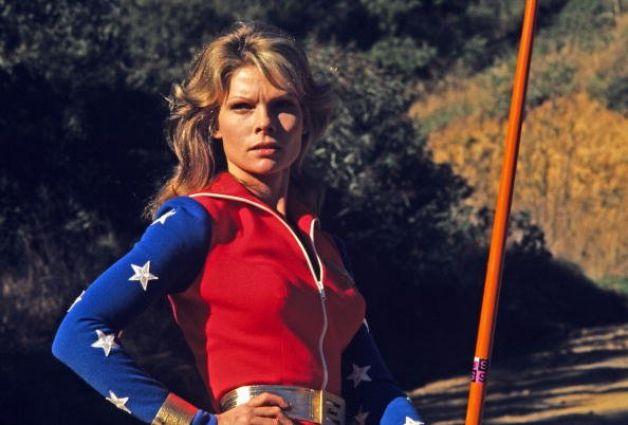 Cathy Lee Crosby as Wonder Woman