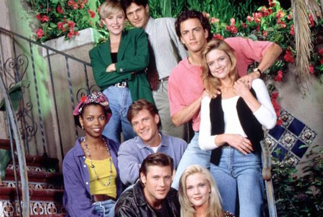 first season Melrose Place