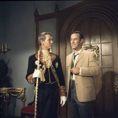 Johnny Carson on Get Smart