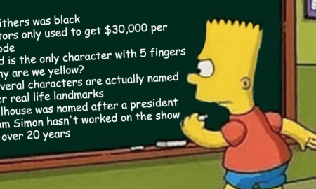 16 Obscure Facts About 'The Simpsons' Fans Never Knew