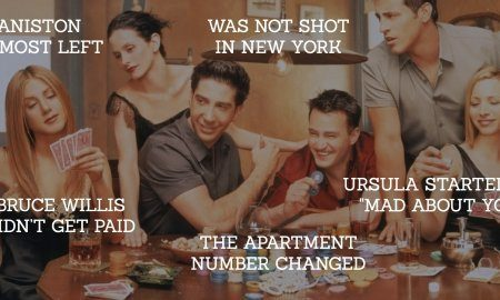 18 Facts Every 'Friends' Fanatic Should Know