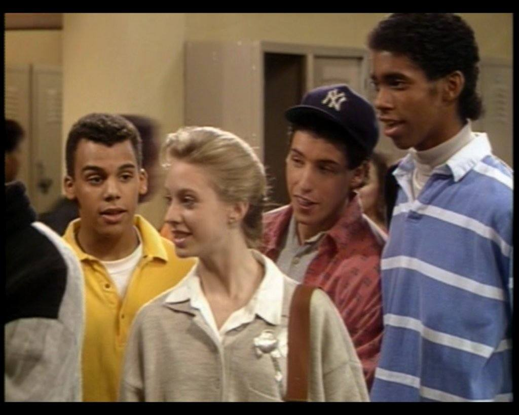 Adam Sandler Cosby Show 17 things you never knew about 'the cosby show' - page 15 of