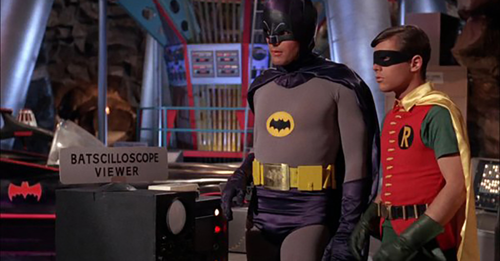 image gallery original batman tv show