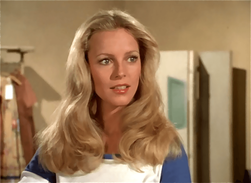 Cheryl Ladd on Charlie's Angels