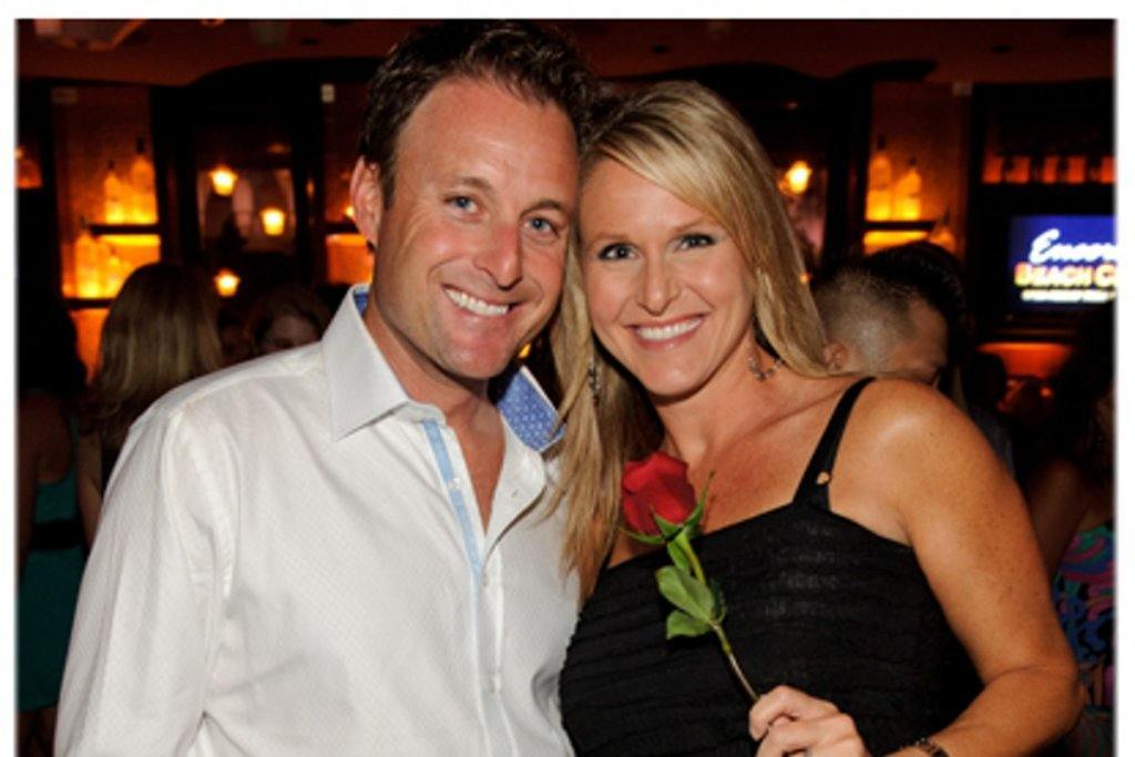 Chris Harrison and ex wife