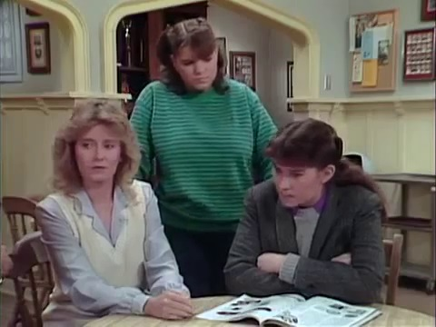 Eve Plumb on Facts of Life