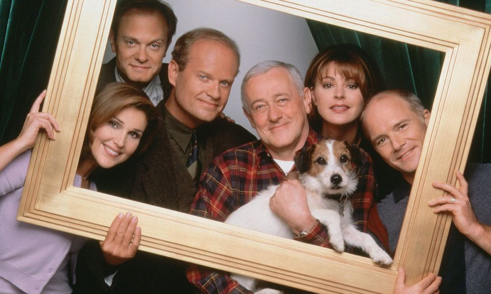 Fabulous 16 Things Frasier Fans Never Knew Fame Focus Alphanode Cool Chair Designs And Ideas Alphanodeonline