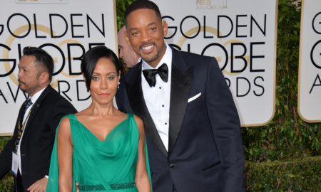 Los Angeles, Ca - January 10, 2016: Will Smith & Jada Pinkett Smith At The 73rd Annual Golden Globe Awards At The Beverly Hilton Hotel.